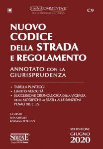 NUOVO CODICE DELLA STRADA E REGOLAMENTO - ANNOTATO CON LA GIURISPRUDENZA - SIMONE