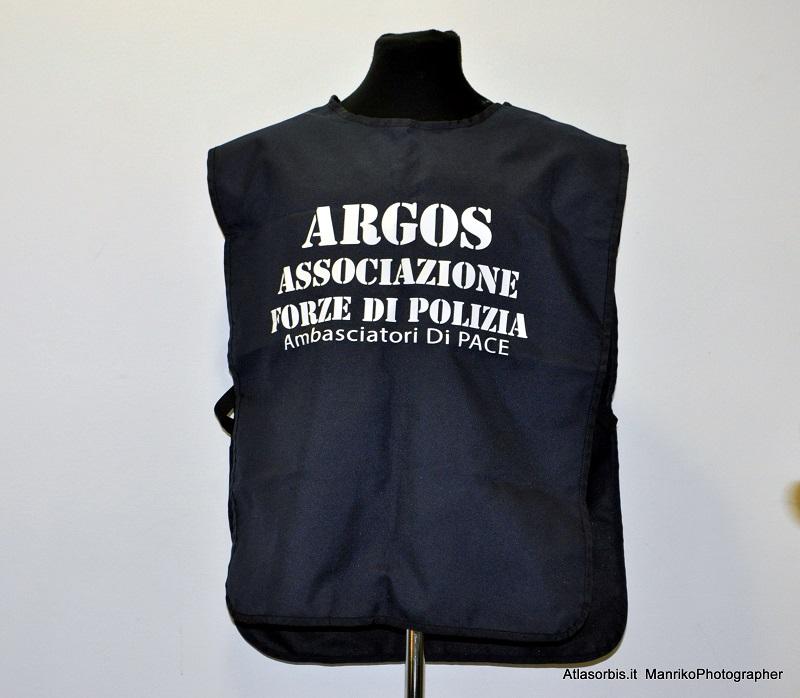 Fratino ARGOS Associazione Forze di POLIZIA