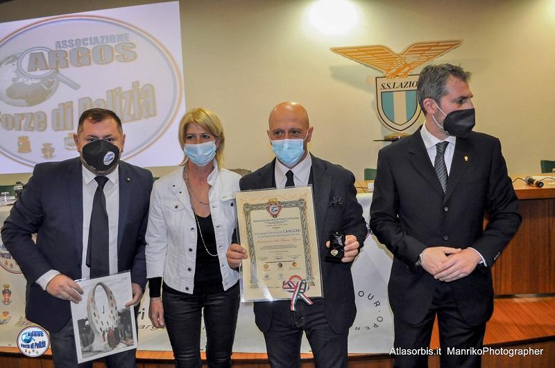 Giuseppe Emanuele CANGEMI Vice Presidente Consiglio Regione LAZIO - Ambasciatore delle Buone Azioni