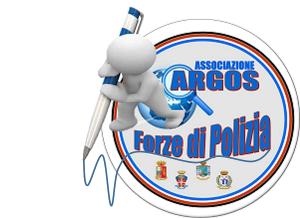 Dediche e Autografi ARGOS Forze di POLIZIA