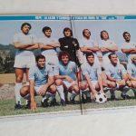 """Il disco del 1974""""la Lazio ricorda Maestrelli e Re Cecconi"""""""
