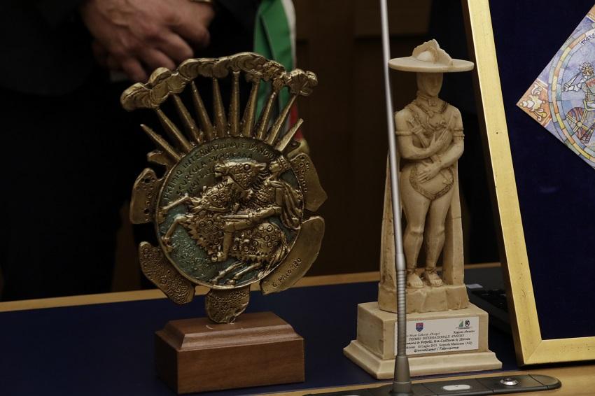 Premio Internazionale D'Angio 2021