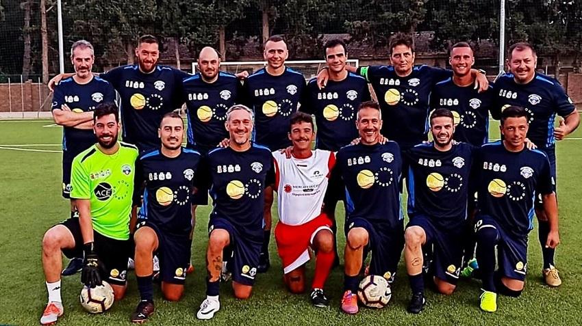 ARGOS Soccer TEAM Forze di POLIZIA