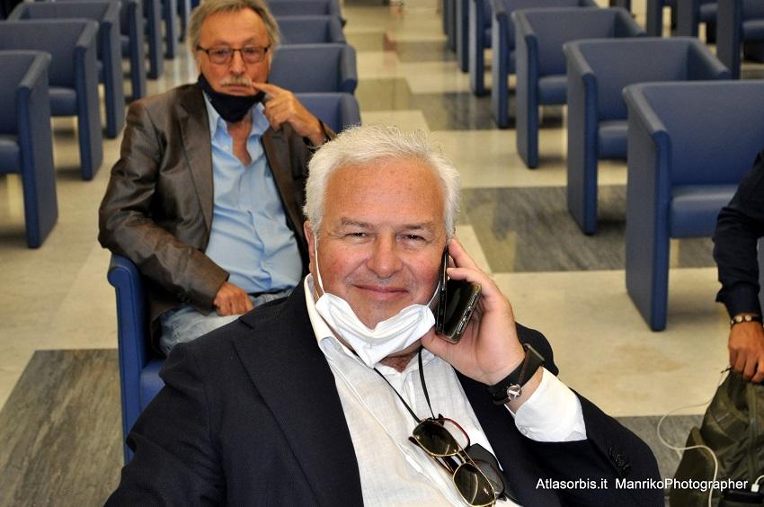 Gianfranco COPPOLA - Taccuino d'Oro 2021 - ARGOS