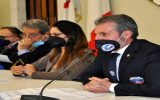 Conferenza Stampa - Tutto il Mio Calcio Minuto per Minuto - CONI - Relatori ARGOS Forze di POLIZIA