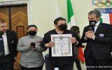 Premio del Gusto 2021 ARGOS Forze di POLIZIA - La Cantina degli Etruschi