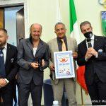 Cuore d'Oro ARGOS Forze di POLIZIA - Enio DROVANDI e Americo SCATENA - ASI - Arbitri Sport Italiani)